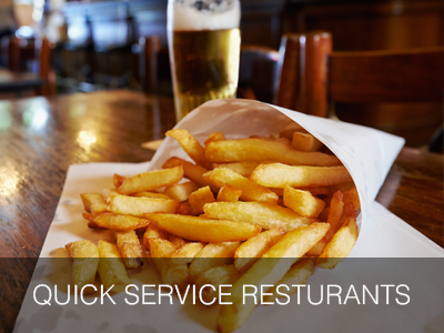 acclux point of sale for quick service restaurants